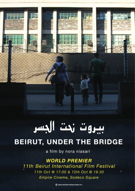 BIFF_Beirut,Under the Bridge_Invite